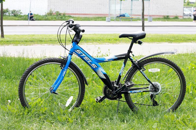 картинка скоростной велосипед